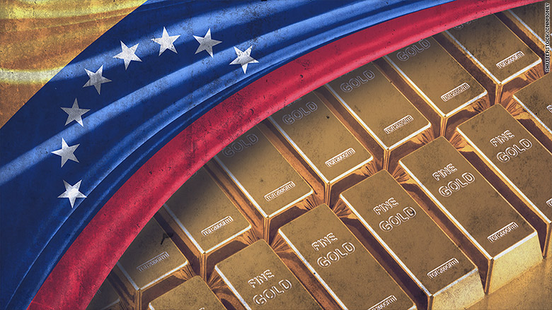 "Is Venezuela's ""Cash 4 Gold"" Deal Why Prices Dropped? 
