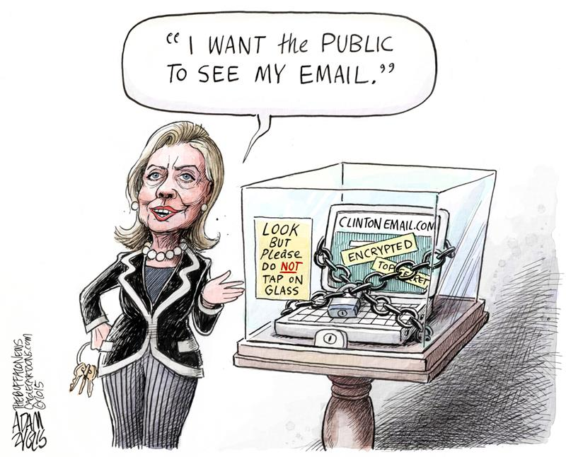 Donate to the Clinton Foundation…For Top Secret Clearance | MarketSlant